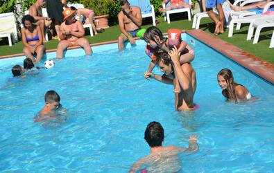 Pacchetto agosto in All inclusive in hotel sulla spiaggia a Rimini