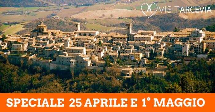 Offerta Ponte del 25 Aprile e Primo Maggio nelle Marche con Bimbi omaggio