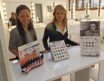 Apertura nuova accademia di Make Up a Modena