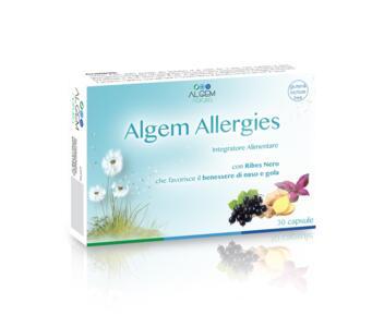 Antistaminico naturale per le allergie stagionali – scegli Algem Natura