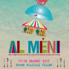 Al Mèni 17 e 18 Giugno Rimini Marina Centro