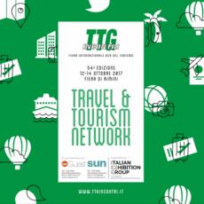 TTG 12-14 Ottobre 2017 La più grande fiera del turismo a Rimini Fiera