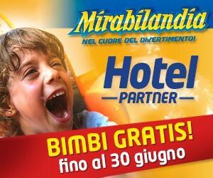 Offerte Mirabilandia + Hotel 2017