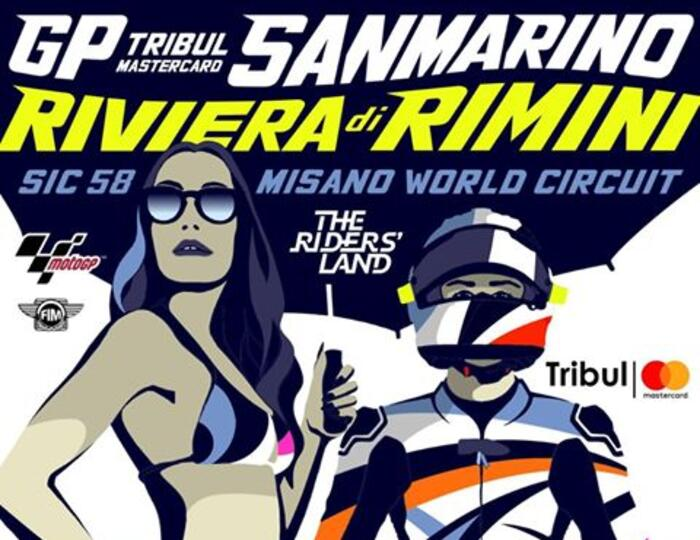 MotoGP GRAN PREMIO DI SAN MARINO E DELLA RIVIERA DI RIMINI