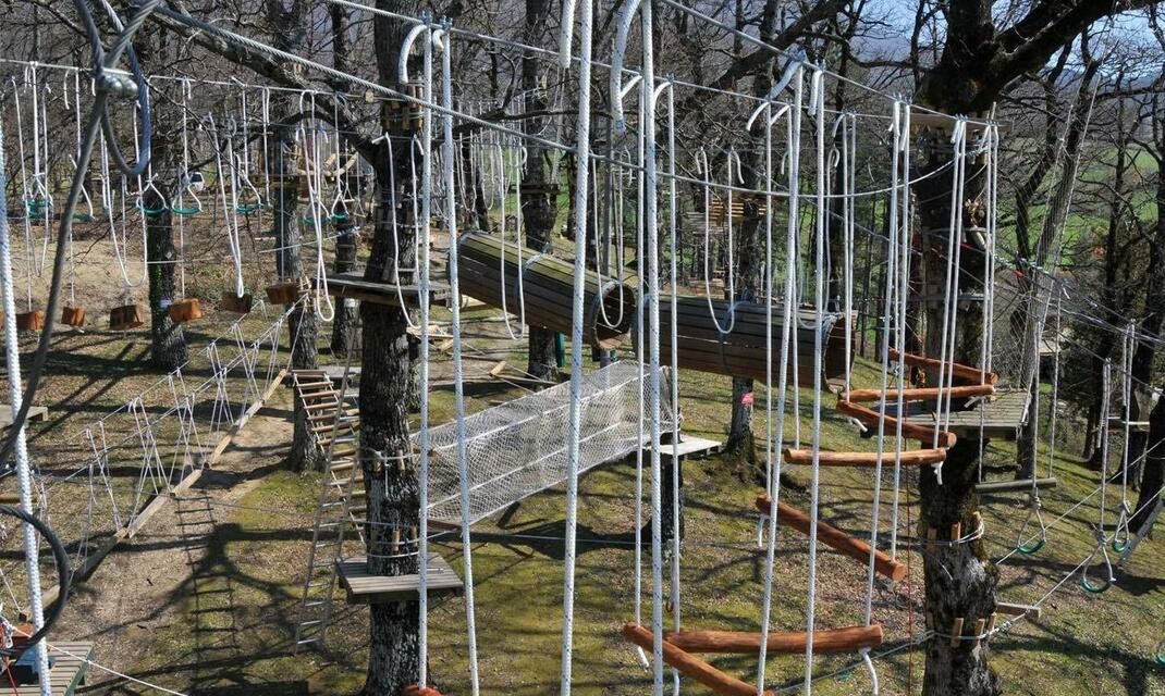Parco avventura c di gianni per il tuo tempo libero e benessere a bagno di romagna - Ca di gianni bagno di romagna ...