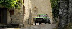 Historic San Marino Rally 2017