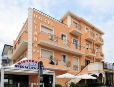 Hotel 3 Stelle - hotel liana - Aria Condizionata - Rimini - Marina Centro