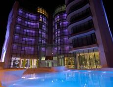  - Rimini - Marina Centro - Heizung  - i suite hotel