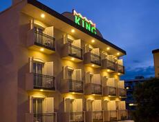 Hotel 3 Sterne superior - hotel king - Rimini - Marina Centro - Bar