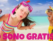 SEPTEMBER PROPOSAL IN RIMINI WITH CHILD FOR FREE AND FREE PARK AMUSMENT
