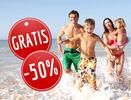 Offerta hotel al mare sulla spiaggia di rimini con bambini gratis all-inclusive