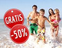 offerta Rimini mare agosto hotel con bambino gratis all-inclusive