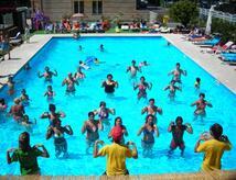 Offerta Luglio Hotel all inclusive economico a Rimini con piscina animazione e sconti bambini