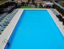 Offerta all inclusive agosto Hotel a Rimini con piscina, animazione e centro benessere sul mare