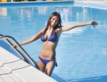 Offerta agosto Hotel Rimini all inclusive con piscina sul mare con piano famiglia e sconti bambini