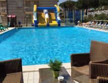 Hotel a Rimini in all inclusive, piscina, animazione, SPA, park, miniclub, juniorclub,acquascivoli