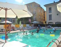 Sommerangebot Hotel Rimini mit Pool