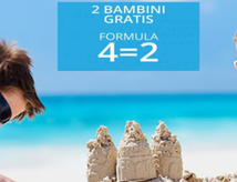 BIMBI GRATIS AL RIMINI BEACH - HOTEL BROTAS