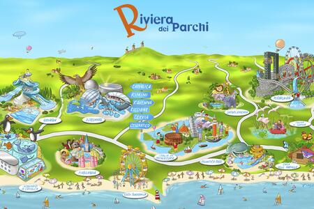 Offerta Pasqua 2017 Hotel Rimini: Bimbi & Parchi Gratis