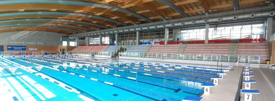 Derni�re italiens championnats de natation de la jeunesse h�tels � Riccione 21/26 marzo