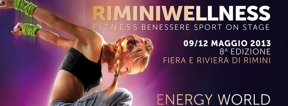 Offer Riminiwelness Hotel in Riccione from 9th to 12th May