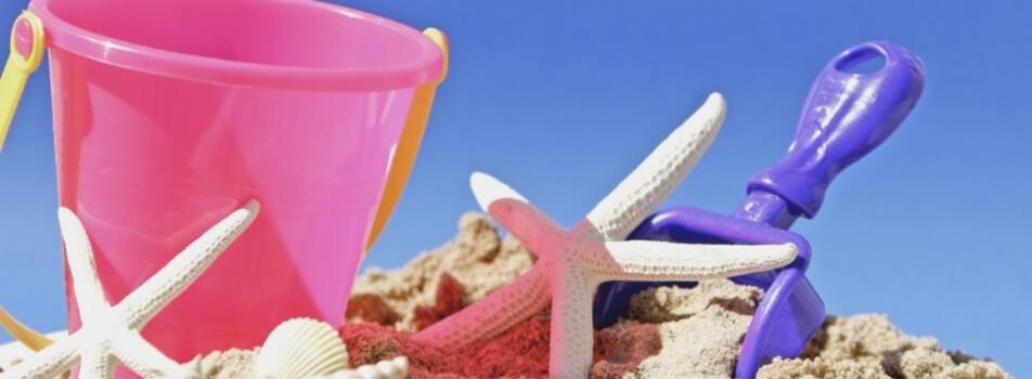Special week in July and August  '' with free beach umbrellas and sunbeds ''