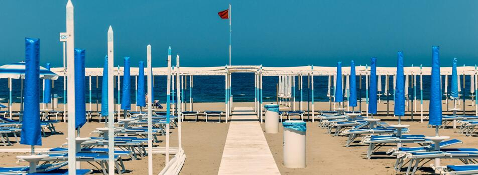 Last-minute bridge of April 25 in three star hotels in Riccione