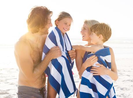 Settimana di settembre in hotel con servizi per famiglie a Rimini