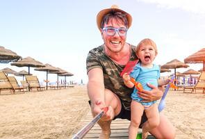 Vacanze di met� luglio a Rimini in hotel con piscina riscaldata e animazione