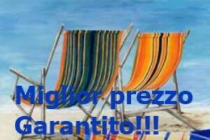 Offerta Vacanza Luglio Rimini Hotel Tre Stelle con Parco Acquatico