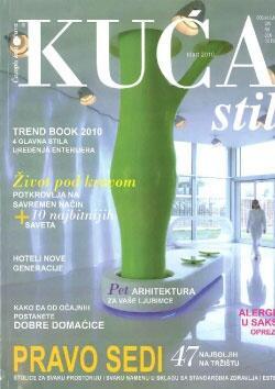 KUCA Stil - marzo 2010