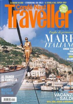 Condé Nast Traveller - maggio 2010