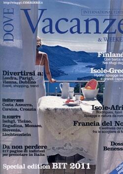 DOVE Vacanze & weekend - febbraio 2011