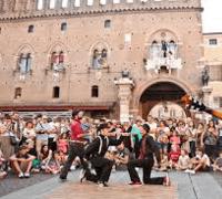 Ferrara Buskers Festival  2017 - Rassegna Internazionale del Musicista da Strada