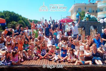Vacanze Settembre Riccione in hotel All Inclusive con 1 BIMBo GRATIS