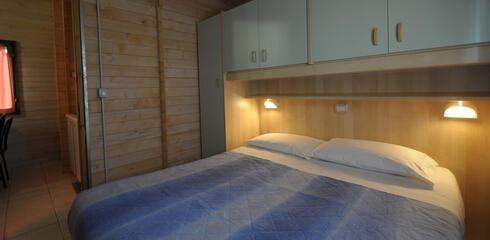 Offerta Bungalow Luglio in Campeggio sul mare Cesenatico con spiaggia inclusa