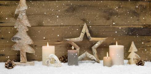 Aanbieding weekend 8 december op de camping dicht bij de kerststallen van zand aan de Riviera