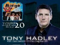TONY HADLEY: SAN MARINO LIVE IN THE CITY 2012