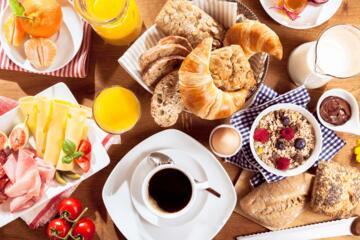 Vacanze in campeggio in Toscana con colazione a buffet