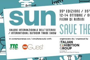 Offerta Fiera Sun 12-14 Ottobre Rimini