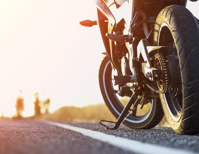 Offerta Primavera per motociclisti in Sardegna