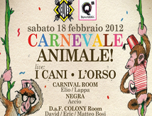 Festa di Carnevale al Velvet