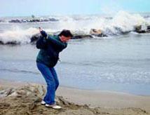 Sabbia e Golf