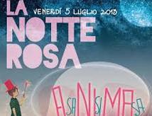 Programma della Notte Rosa