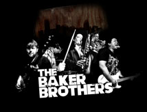 Live di The Baker Brothers