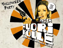 Fuorikolle Halloween Party