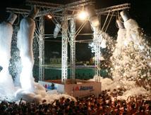 Aquafan e Schiuma Party 2013