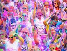 The Color Run a Milano Marittima