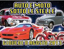 Auto e Moto sotto le stelle 2013
