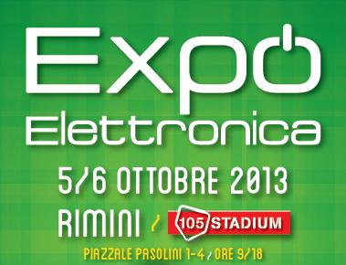 Expo Elettronica 2013 a Rimini